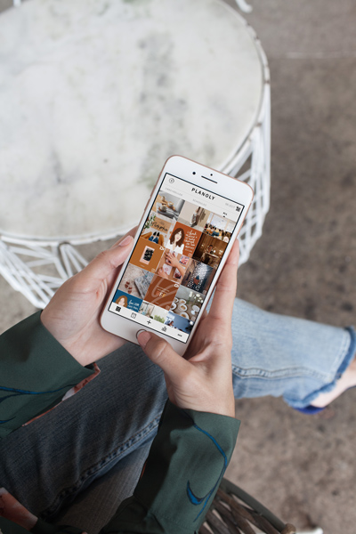 Planoly: About us - Manage multiple Instagram accounts and